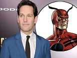 Rudd-y Marvelous! Comedy star Paul in talks to play superhero Ant-Man