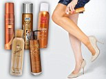 Make-up for legs