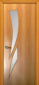 Двери межкомнатные «Сакура» от 1588 руб