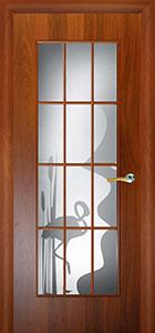 Дверь межкомнатная Классика - Цапля С22