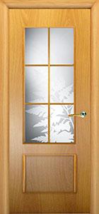 Дверь межкомнатная Классика - Папоротник С26