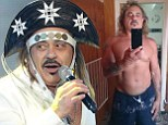 'Not bad for 57': Has X Factor's Wagner signalled the beginning of the end for selfies after sharing topless snap?