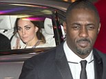 Emotion: Actor Idris Elba has described the moment when he heard Nelson Mandela had died, during the world premiere of his biopic about the statesman, and said the Duke and Duchess of Cambridge were in tears