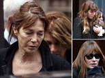 Kate Barry funeral