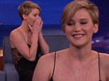 'They were bought as a joke'! Jennifer Lawrence reveals maid discovered her 'copious amount of butt plugs'