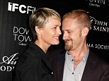 Robin Wright, 48, is engaged to toyboy Alpha Dog star Ben Foster, 33