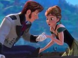 Tiny wrists: Anna, the protagonist of Frozen, has wrists that are smaller than her eyes