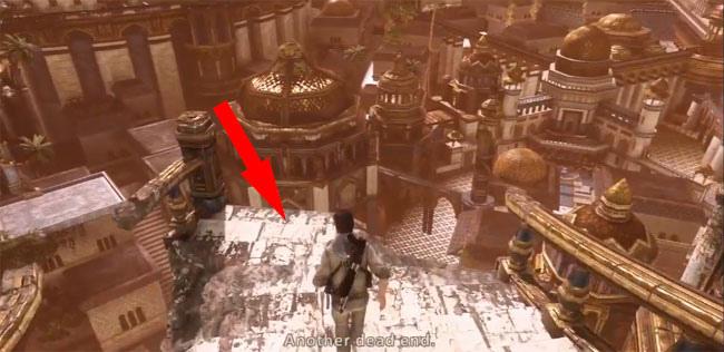 Сокровище №94 в игре Uncharted Иллюзии Дрейка