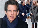 'It hit me out of the blue': Ben Stiller opens up about falling in love with wife of 12 years Christine Taylor after whirlwind romance