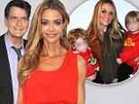 Denise Richards 'offers to take Charlie Sheen and Brooke Mueller's twins for Christmas as four-year-old's face spending the holidays in foster care'