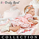 Baby Blossoms Scented Baby Doll Collection - Scented Baby Doll Collection Tempts Every Sense! Exclusive So Truly Real® Realistic Dolls by Artist Michelle Fagan!