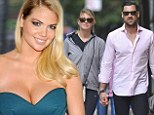 Kate Upton 'splits from dancer Maksim Chmerkovskiy after six month romance'