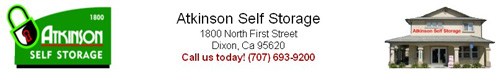 Akinson Self Storage