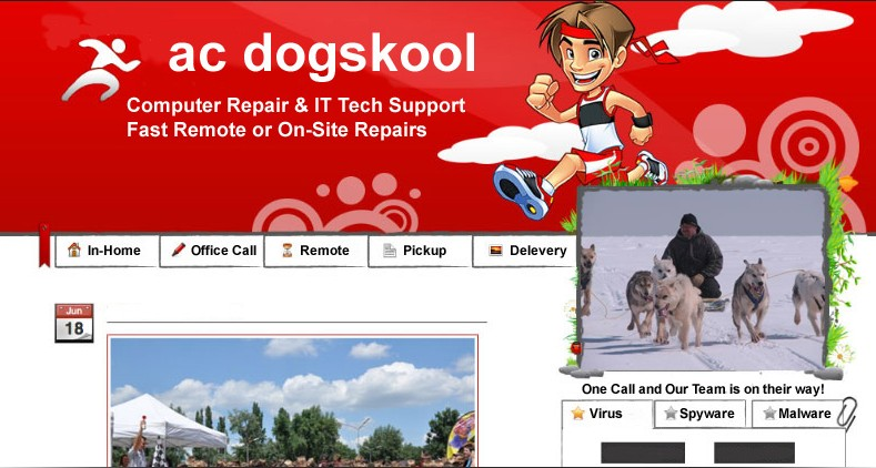 AC Dog School IT Tech Support