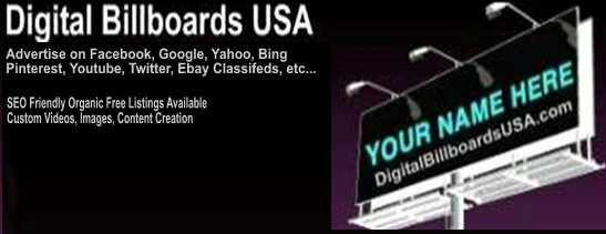 Need 1st Page Google Listings? Click to find out more - Digital Billboards USA