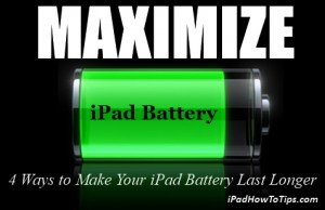 maximize-ipad-battery
