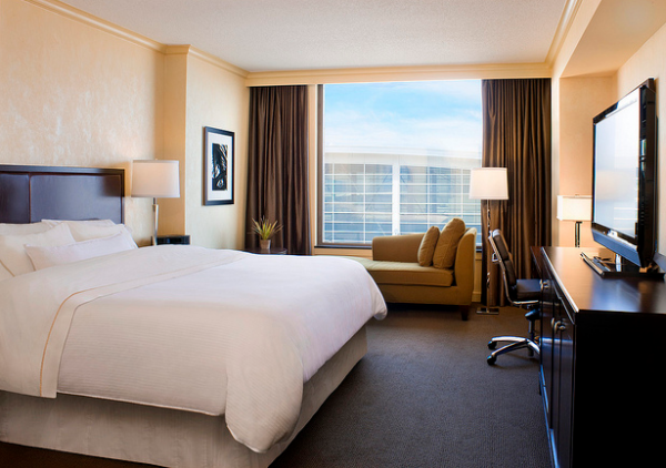 westin detroit hotel rooms