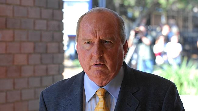 Prime Minister Tony Abbott denies radio broadcaster and devout monarchist Alan Jones suggested bringing back the titles.