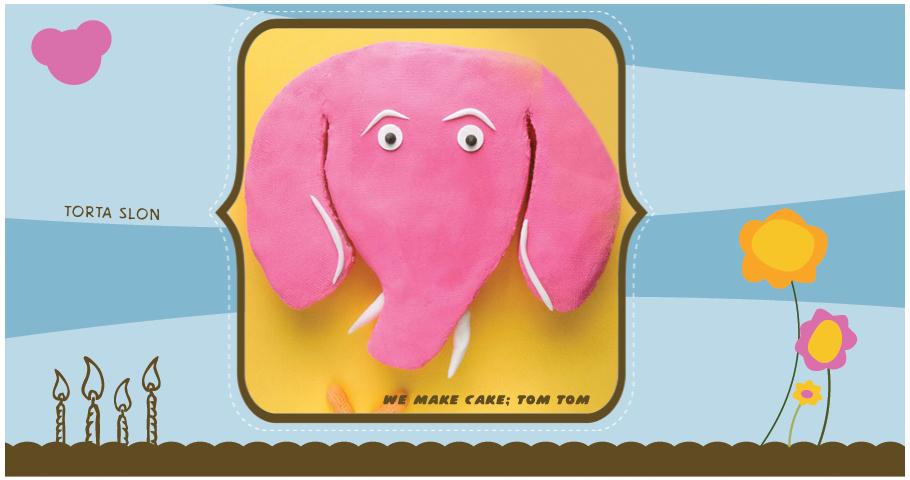 torta slon