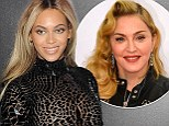 From Queen Bey to Queen Of Pop? Beyonce reveals she wants to 'follow in Madonna's footsteps'