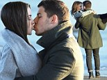 Ready made video girl! Nick moves on from the Jonas Brothers saga filming romantic new music clip with his Miss Universe girlfriend Olivia Culpo