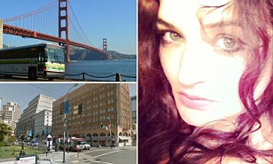 Meredith Yayanos was sexually harassed while waiting for a bus in San Francisco early Tuesday morning. When her bus finally arrived, the driver refused to help her