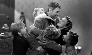 Wonderful comrade? 'It's a Wonderful Life' has become a treasured Christmas classic - beloved by millions of families