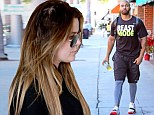 'We're just friends!' Matt Kemp denies dating Khloe Kardashian but admits he is close to her family as rumours swirl they'll spend Christmas Eve together
