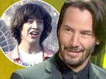 'I think the world can always use some life and joy': Keanu Reeves says that he is open to a Bill & Ted sequel