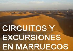 RUTAS & CIRCUITOS POR MARRUECOS