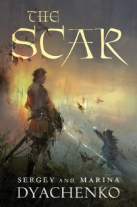 The Scar (Tor Books 2012 edition)