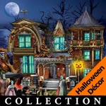 The Munsters? Halloween Village Collection - The Munsters? TV Show Comes Back to Life in a Hilarious, Halloween Collectible Village! Exclusive Limited Editions!