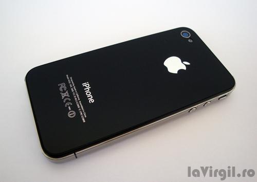 iPhone 4 - Spate