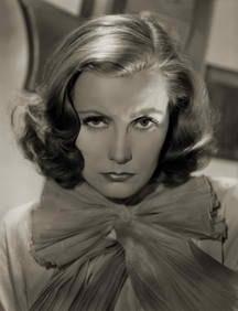 Silent Greta Garbo