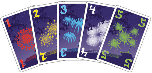 These are the cards that will infuriate and delight. Also, you'll notice that they've been designed with colour blind gamers in mind. Always a nice touch.