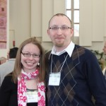 Joshua & Marie McNary at Brothers of John the Steadfast 2012