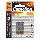 "Купить Аккумулятор CAMELION ""HR6-2BL"" (2700мА/ч в блистере 2шт AA) (цена за 2шт) ret"