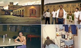 Images taken inside prisons are often bleak and lifeless, but Stephen Milanowski's photos shot during the 1980s offer a different, strikingly vibrant look at the characters populating America's correctional facilities.