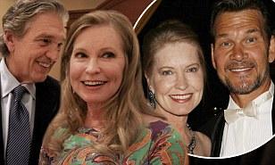 She's found love again: Patrick Swayze's widow Lisa Niemi, 57, is engaged to jeweler Albert DePrisco
