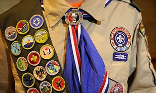 National movement: There are about 1 million adult leaders and 2.6 million youth members in Scouting in the U.S.