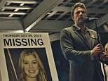 First look: Ben Affleck as Nick Dunne in the cinematic adaption of Gillian Flynn's bestselling novel Gone Girl