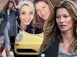 Beauty has a big heart: Gisele Bundchen steps out makeup free in Boston just days after making a teenage cancer patient's Christmas wish come true