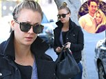 Kaley Cuoco hits the salon for one final touch-up before her NYE wedding to fiancé Ryan Sweeting