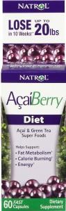 natrol-acaiberry-diet-side-effects
