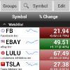 StockSpy voor Android