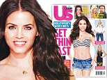 Jenna Dewan Tatum shows off her incredibly taut post-pregnancy figure as she shares her weight loss secrets