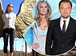 Feeling jealous? Bar Refaeli pretends to be an 'Angel' like her ex Leonardo DiCaprio's current Victoria's Secret squeeze Toni Garn