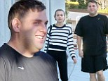 Wolf whistles of Wall Street! Jonah Hill looks buff after gym session with girlfriend
