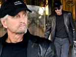 Michael Douglas, 69, looks in miraculously good shape nearly three years after beating cancer
