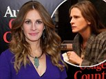 Julia Roberts reveals she was once asked by a director to have her freckles 'taken off' because they looked 'dirty'